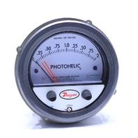 DWYER PHOTOHELIC 3002C PRESSURE SWITCH PHOTOHELIC 0-2IN H2O 120VAC 6W