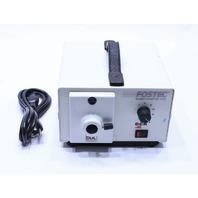 SCHOTT-FOSTEC DCR II LIGHT SOURCE P/N 20750.2
