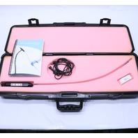 * HEALTHMARK FS3-500 FLEXIBLE INSPECTION SCOPE W/ CARRYING CASE