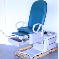 * BREWER 6500 ACCESS HIGH-LOW MEDICAL EXAM TABLE W/ FOOT SWITCH