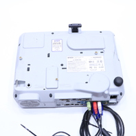 * EPSON H383A LCD PROJECTOR 1787 LAMP HOURS