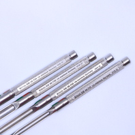 * SET OF (4) KMEDIC KM BUNNELL TENDON STRIPPERS 4mm 5mm 6mm 7mm