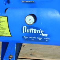 * PATTON'S AIR COMPRESSOR 20gal 765-0 MARATHON 1-1/2HP W/ EMGLO KU PUMP
