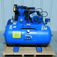 * PATTON'S AIR COMPRESSOR 20gal 765-0 MARATHON 1-1/2HP W/ EMGLO KU PUMP