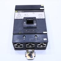 * SQUARE D MH36600 I-LINE 600A 600V CIRCUIT BREAKER *WARRANTY*