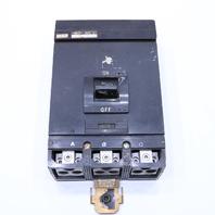* SQUARE D MH36600 I-LINE 600A 600V CIRCUIT BREAKER *WARRANTY* #3