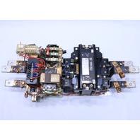 * SQUARE D 8536 SH0 254 SIZE 6 400VDC 600V CONTACTOR