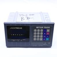 METTLER TOLEDO JAGXTREME SCALE CONTROLLER JXPAA0C0000