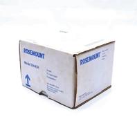 * NEW ROSEMOUNT 3044CR TEMPERATURE TRANSMITTER 0 to 100 DEG. C 4-20mA