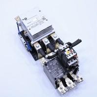 * GE GENERAL ELECTRIC CK95BE300 CONTACOTR 110V RTXP RT4LP KM5EJ BCLL11