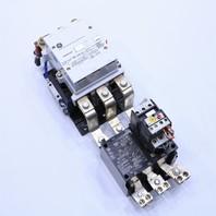 * GE GENERAL ELECTRIC CK95BE300 CONTACOTR 110V RTXP RT4LP KM5EJ BCLL11 #2