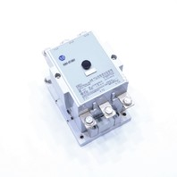 * ALLEN BRADLEY 100-D180 120VAC COIL CONTACTOR