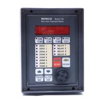 * MINCO PRODUCTS CT124 CT124PA1 MULTI ZONE TEMPERATURE CONTROLLER  MONITOR