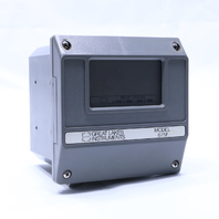 * SCHOTT GREAT LAKES 675F FLOW RATE MONITOR 675F4C1B0N 115 VAC 0-100 HZ 4-20 MA
