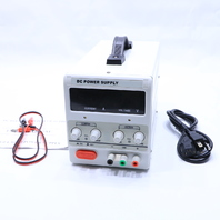 * NEW DCP3010D ADJUSTABLE DC POWER SUPPLY