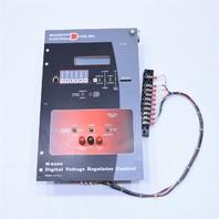 BECKWITH ELECTRIC M-6200 DIGITAL VOLTAGE REGULATOR CONTROL 250V 0.5A