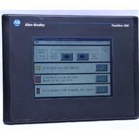 * ALLEN BRADLEY 2711-T10C8 PANELVIEW 1000 OPERATOR INTERFACE PANEL