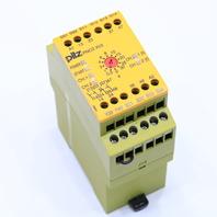 * PILZ 774500 XV23024VDC2NO2NOT SAFETY RELAY 5/7AMP 4.5W 230/240VAC
