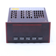 * NEW RED LION CONTROLS PAXD0000 PANEL METER