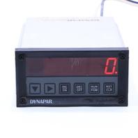 * DYNAPAR MTJR2S00 RATE/RATIO 115/230VAC TIME CONTROLLER