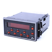 * RED LION CONTROLS GEM3 COUNTER RATE INDICATOR
