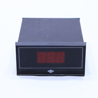 * IAV/O 4491T THREE DIGIT PANEL METER COUNTER