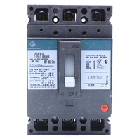 * GE GENERAL ELECTRIC TED134100WL 100A CIRCUIT BREAKER