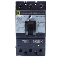 * SQUARE D KAL36175 THERMAL MAGNETIC CIRCUIT BREAKER 175A 600VAC