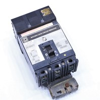 * SQUARE D FH36070 MOLDED CASE CIRCUIT BREAKER 70A 480VAC