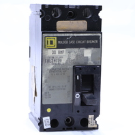 * SQUARE D FAL24030 MOLDED CASE CIRCUIT BREAKER 30A 480VAC
