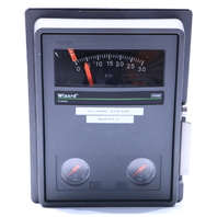 * FISHER CONTROLS 4195KBR WIZARD CONTROLLER PNEUMATIC CONTROL 0-60 PSI