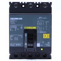 * SQUARE D FAL34015 FA 15A CIRCUIT BREAKER 15A 480VAC