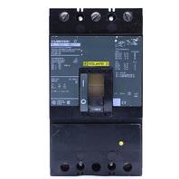* SQUARE D FIL36100 FI 100A I-LIMITER CIRCUIT BREAKER 600VAC