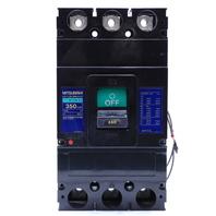 * MITSUBISHI NF400-CS 350AMP N0-FUSE CIRCUIT BREAKER 600V