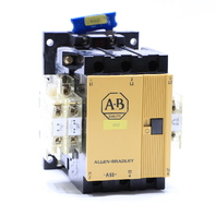 * ALLEN BRADLEY 100-A60N*3 60AMP CONTACTOR 110-120V COIL 50-60HZ