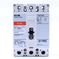 * EATON FD 35k FD3090BP10 90A 600V CIRCUIT BREAKER