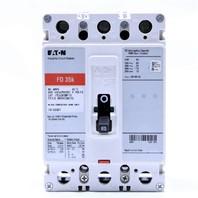 * EATON FD 35k FD3080BP10 80A 600V CIRCUIT BREAKER