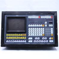 * OKUMA OSP 3000 OSP3000 EUA-IC0007 CONTROL PANEL MONITOR OPERATOR INTERFACE