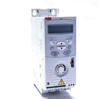 * ABB ACS150-01U-04A7-2 1 HP FREQUENCY CONVERTER AC DRIVE