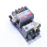 * FURNAS 14DST32AF 14DS+32AF CONTACTOR 600VAC 110-120V COIL W/ 48ASB3M20 OVERLOAD RELAY