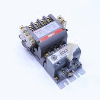 * FURNAS 14DST32AF 14DS+32AF SIZE 1 CONTACTOR 600VAC 110-120V COIL W/ D74682-004 OVERLOAD RELAY