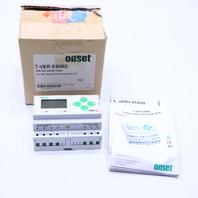 * NEW ONSET T-VER-E50B2 DIN RAIL POWER METER