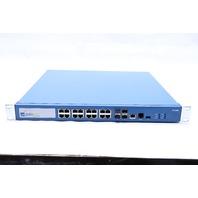 PALO ALTO PA-2000 P/N 520-000017-00B FIREWALL NETWORK