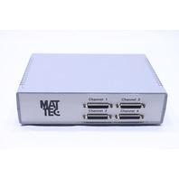 MATTEC  RS-422 P/N 402-0011A BUFFER BOX