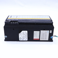 * GE FANUC IC660EBD110B IC660TBD110A I/O BLOCK 115 VAC 16 CIRCUIT