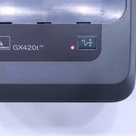 ZEBRA GX420T P/N GX42-102410-000 THERMAL PRINTER