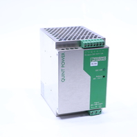 * PHOENIX CONTACT QUINT-PS-100-240AC/48DC/5 POWER SUPPLY 5 AMP 48 VDC