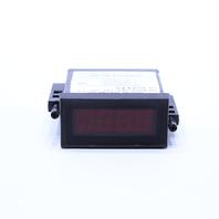 * DATATRAN P3035-050-020-100-00 DIGITAL VOLTMETER 4-DIGIT READOUT