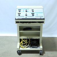 * CONMED 7500 60-7500-120 UNIT W/ THREE PEDALS