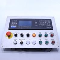 * BERTHEL COMCON-200 OPERATOR INTERFACE DISPLAY SCREEN W/ CONTROLS